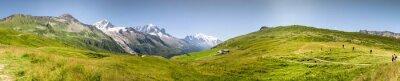 Фотообои Панорама Мон Blac