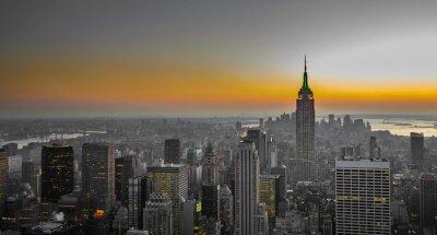 Фотообои панорама Manhattan, New York