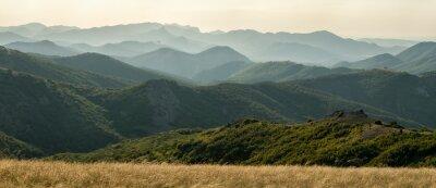 Фотообои Панорама горы