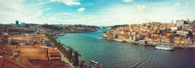 Фотообои Панорамный Дору в Порту.