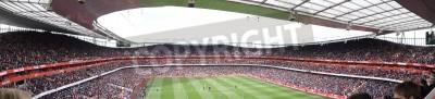 Фотообои Панорамный вид Арсенал V Челси 0-0 футбол / футбольный матч сыграли 21 апреля 2012 года, Эмирейтс, Лондон, Англия