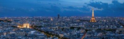 Фотообои Париж à l'Heure Bleue