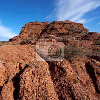 Фотообои Национальный парк Сьерра-де-лас-Quijadas