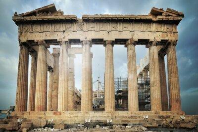 Фотообои Парфенон, Акрополь в Афинах