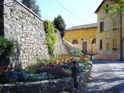 Фотообои живописные streen в Италии