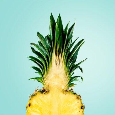 Фотообои Ананас, фрукты, отдельные.