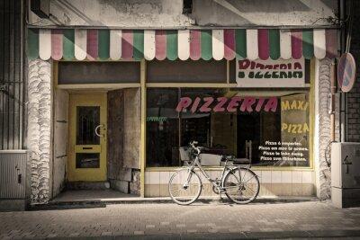 Фотообои пиццерия