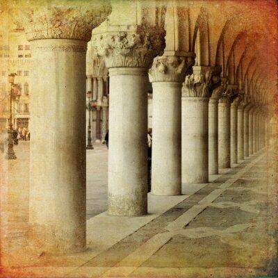 Фотообои Портик ди Палаццо Дукале, Венеция