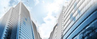 Фотообои Проект современных зданий
