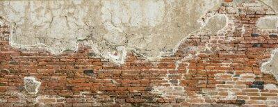 Фотообои Red brick wall texture background,brick wall texture for for interior or exterior design backdrop,vintage tone.