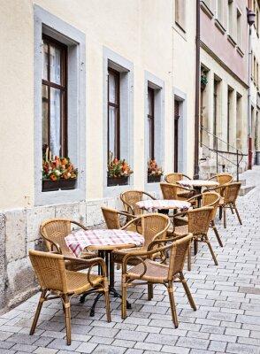 Фотообои ресторан