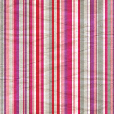 Фотообои Ретро полоса выкройки в серый, фиолетовый и розовый