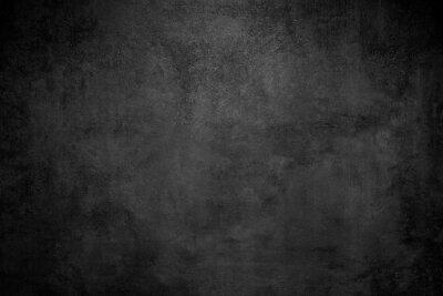 Фотообои Rough Black wall slate texture rough background, dark concrete floor or old grunge background