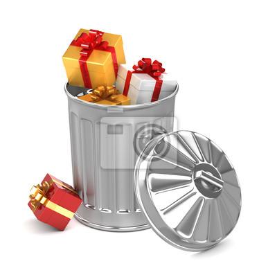 Если выбросить подарок