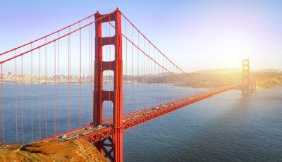 Фотообои Сан-Франциско, мост Золотые Ворота