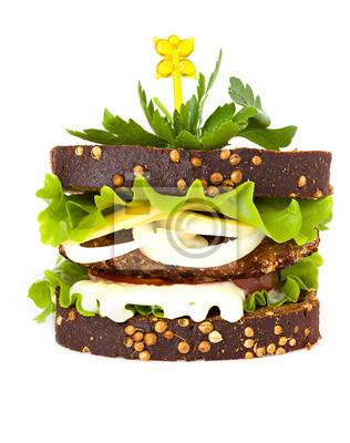 Фотообои сэндвич изолированные