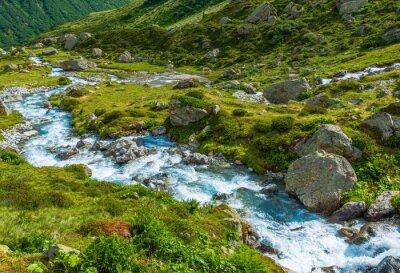 Фотообои Живописный Alpine River