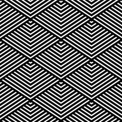 Фотообои Бесшовный геометрический текстуры.