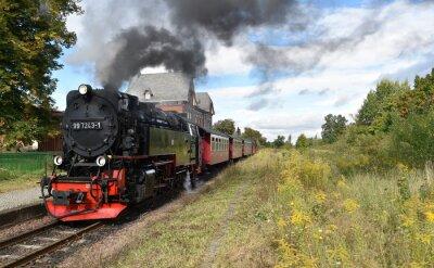 Фотообои Selketalbahn