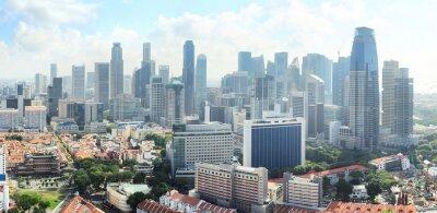 Фотообои Сингапур горизонт