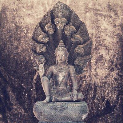 Фотообои Сидя статуя Будды