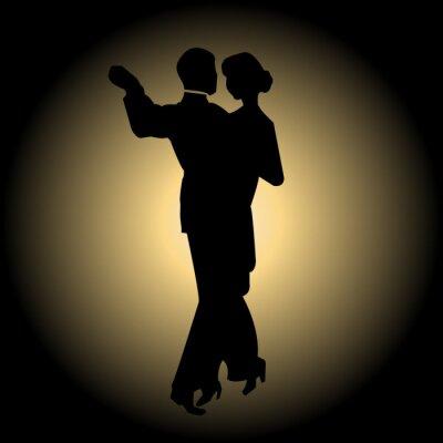 Фотообои Медленный танец