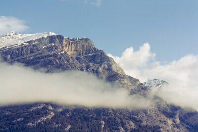 Фотообои Снежными Грот Mountain
