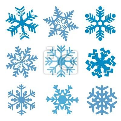 Как добавить снежинок на