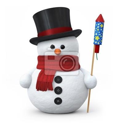 Как сделать шляпу снеговика для ребенка