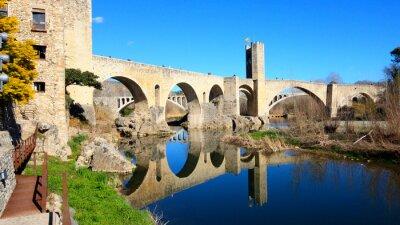 Фотообои Испания - Бесалу