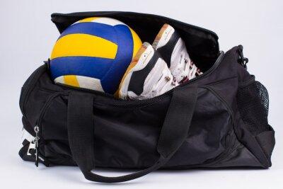 Фотообои Спортивная сумка.