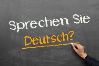 Фотообои Вы говорите по-немецки?