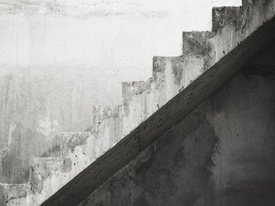 Фотообои Лестницы Архитектура Здание черный и белый