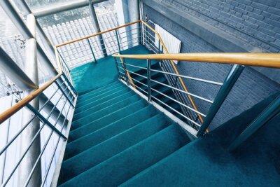 Фотообои лестницы в зданиях