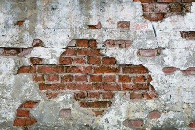 Фотообои Стара cegła - Sciana, мур