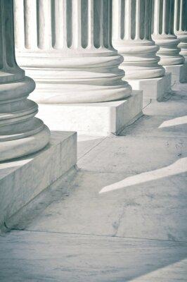 Фотообои Каменные столбы