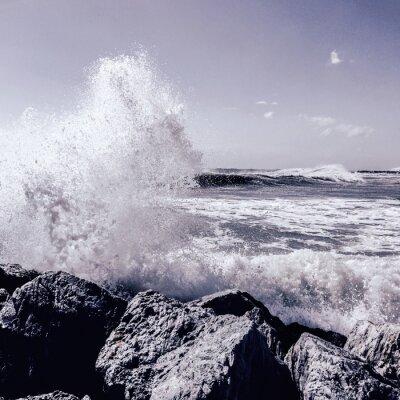 Фотообои Буря в Марбелье