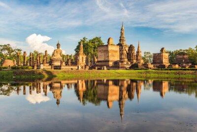 Фотообои Исторический парк Sukothai, Таиланд