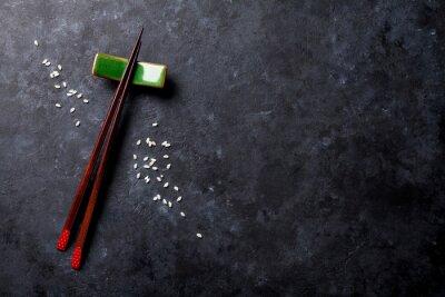Фотообои Суши-палочки для еды
