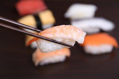 Фотообои суши японская кухня