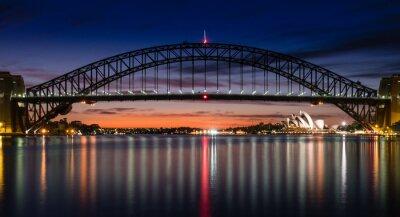 Фотообои Sydney Harbour на рассвете