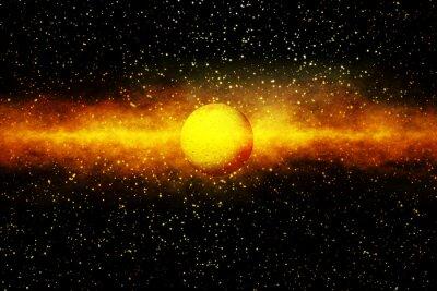 Фотообои Рождение звезды