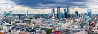 Фотообои Лондонский Сити Панорама
