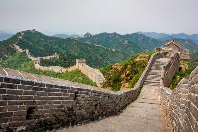 Фотообои Великая китайская стена, Пекин, Китай