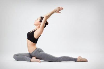 Фотообои Йога женщина