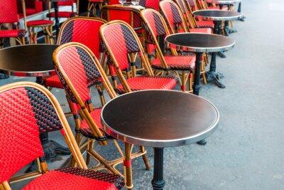 Фотообои традиционный парижский кофе