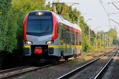 Фотообои Поезд