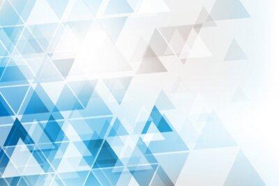 Фотообои trójkąty tło Wektor