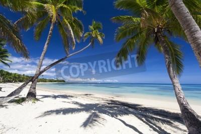 Фотообои Тропический рай на Фиджи Исландии