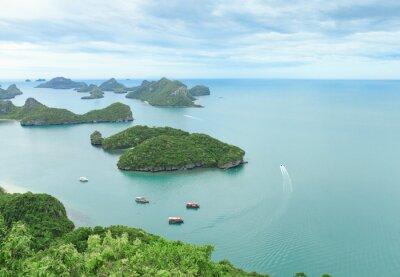 Фотообои тропическое море